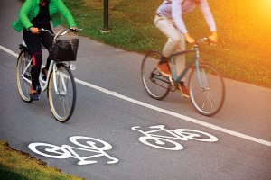 Howard Receives State Grant for Bike and Pedestrian Route Connections