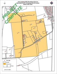 Cecil Completes Broadband Expansion Project