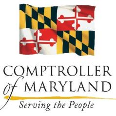 comptroller of md logo