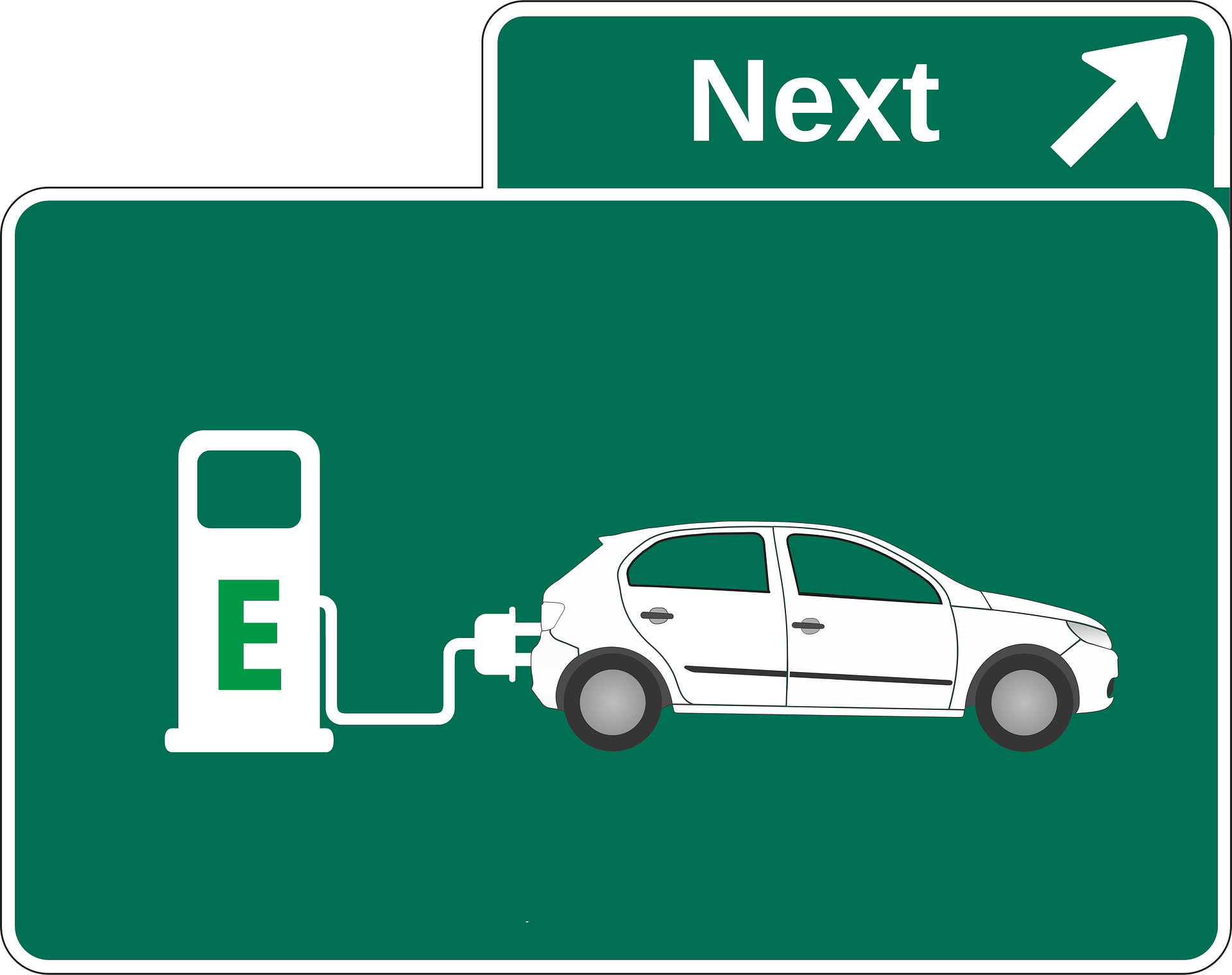 With Gas Tax Revenue Down, PA Considers Fee for Electric Vehicles
