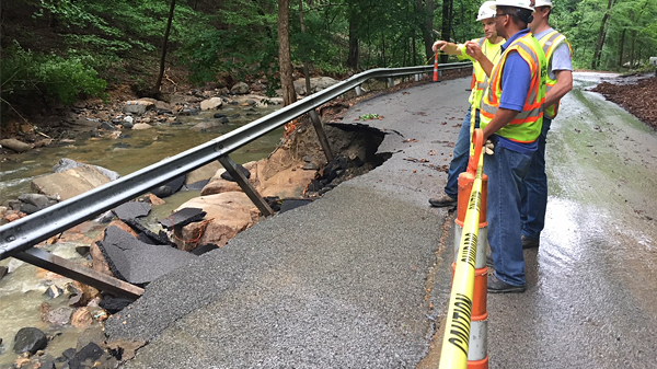 Howard Announces $8.1M Grant to Repair Damage from 2018 Flash Flood