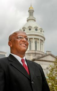 Young Formally Assumes Mayor Role Following Pugh Resignation