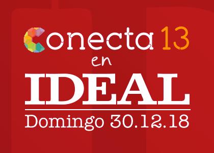 Conecta13 en Ideal Granada