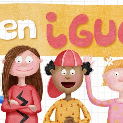 A por la 3ª edición de #EducaIguales