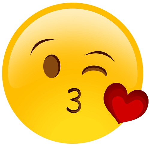 Los mejores emoticones de amor