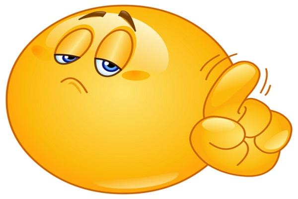 Emoticones y el consejo de no usarlos en correos laborales