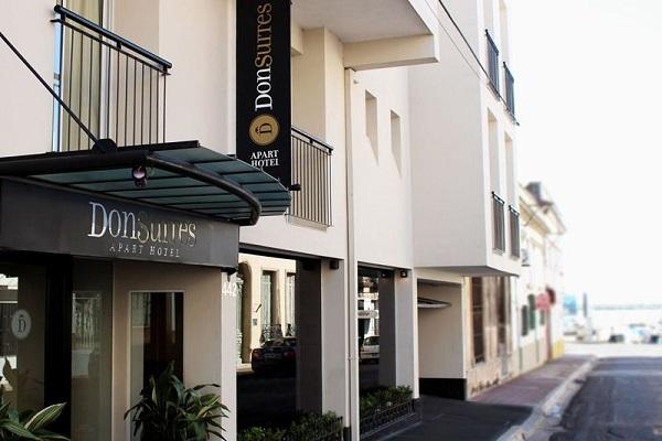 Hoteles en Ciudad de Corrientes Argentina
