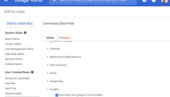 habilitar nova funcao Googleplus