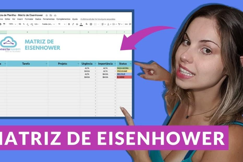 Matriz de Eisenhower: Aprenda como usar para o gerenciamento de tempo