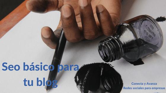 Seo básico para tu blog