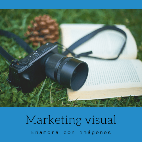 Marketing visual - conecta y avanza