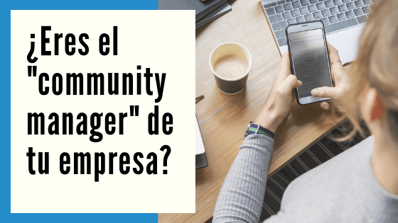 community manager - conecta y avanza