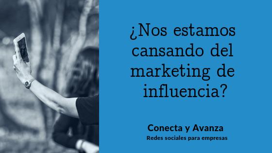 marketing de influencia - conecta y avanza