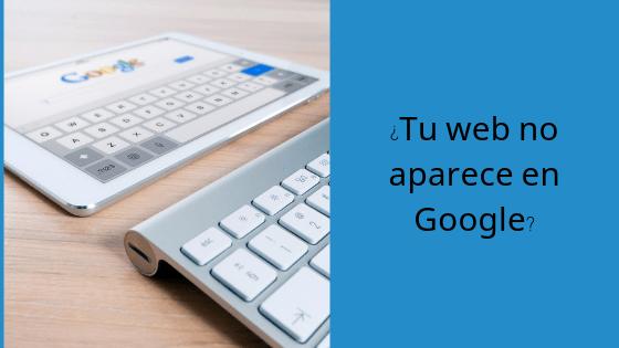 aparecer en google - conecta y avanza