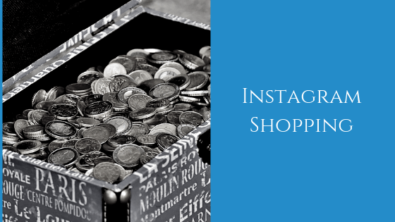 Instagram Shopping - conecta y avanza