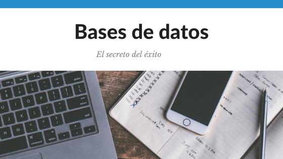 crear una base de datos-conecta y avanza