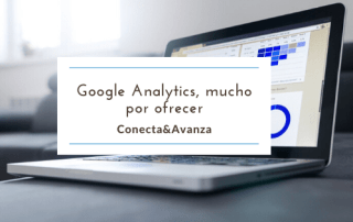 Google Analytics - Conecta y Avanza