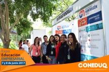 Expo educación empresarial 2017