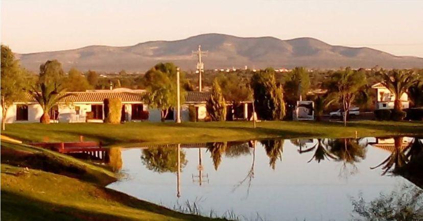 Lago Edén Los Sabinos