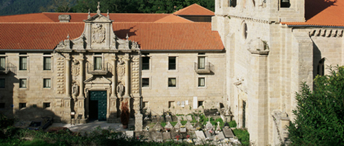 Parador Nacional de Santo Estevo, Ourense, Galicia