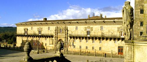 Hostal de los Reyes Catótlicos, Santiago de Compostela
