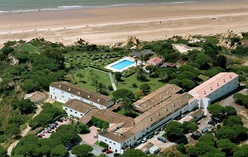 El Parador de Mazagón en Huelva