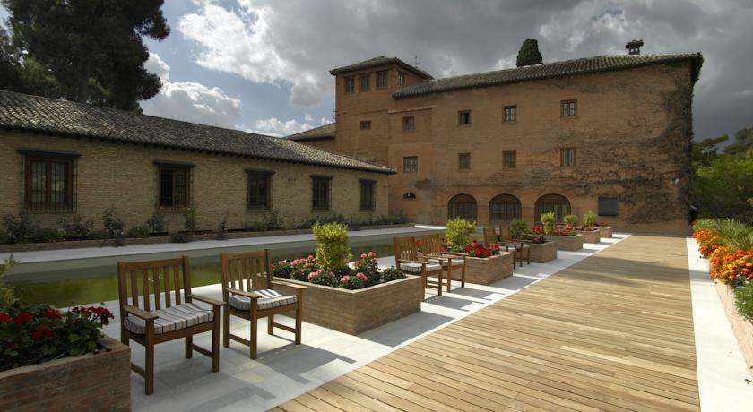 El Parador de Granada y la Alhambra