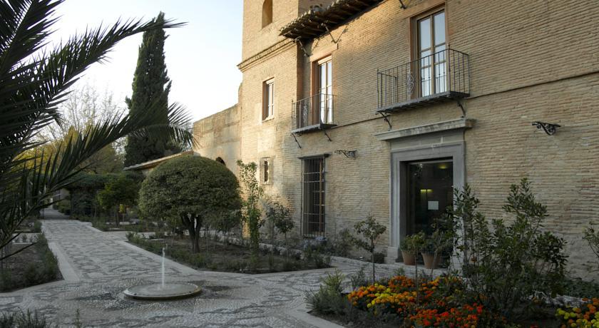 Un alojamiento de lujo al lado de la Alhambra