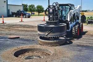 HS-57 Manhole Saw