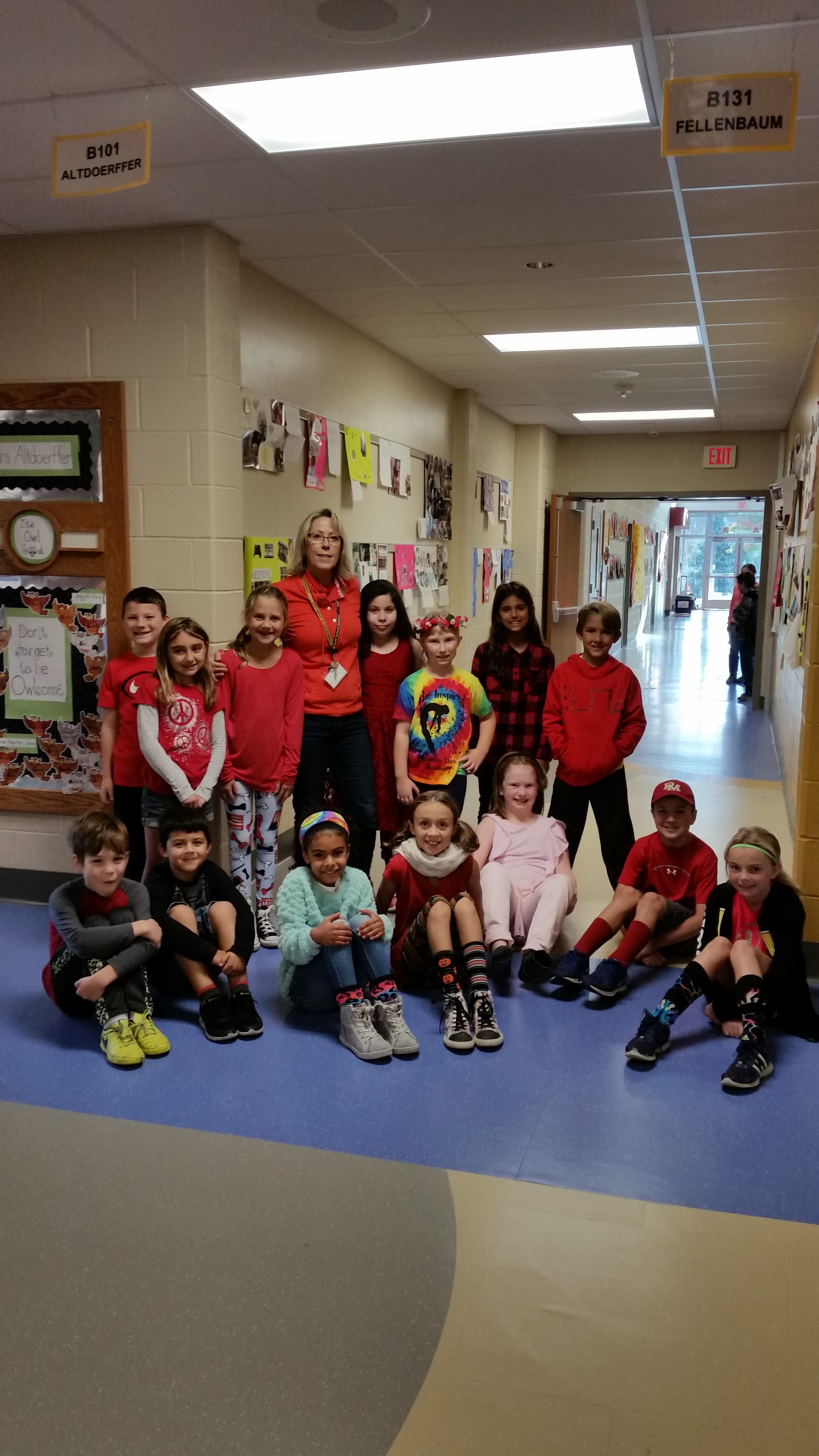 Red Ribbon Week Conestoga Elementary