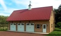 Overhead Door Options for Your Garage - Conestoga Buildings