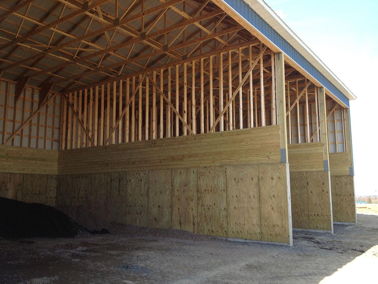 Post Frame & Pole Barn Building Options Conestoga Buildings