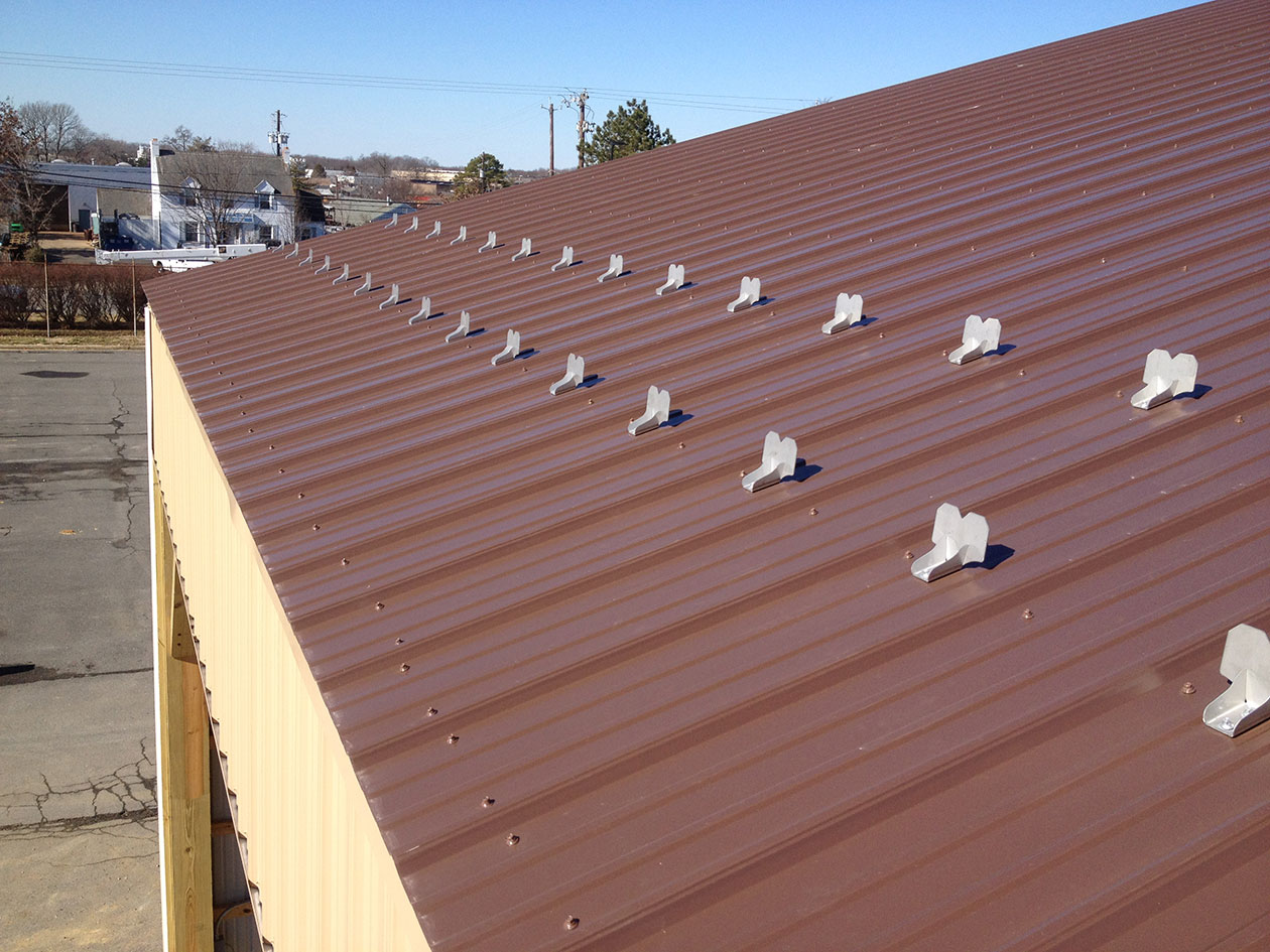 Post Frame & Pole Building Roofing Choices Conestoga