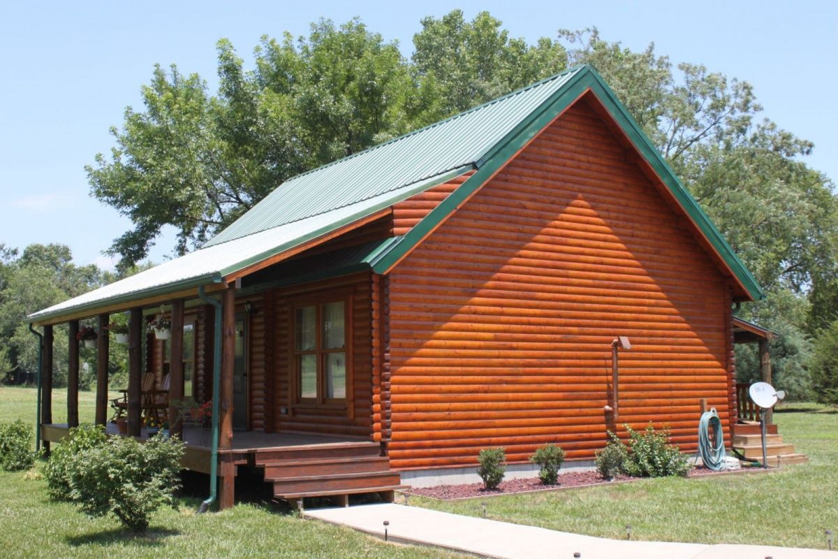 Small log cabin homes susquehanna log cabin home kit for Susquehanna state park cabins