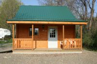 Small Log Cabin Plans | Hickory Hill Log Cabin | Conestoga ...