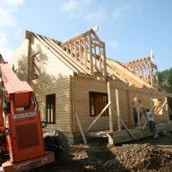 construction loan - cabins Construction