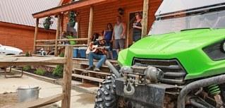 cabin vacation - ashland
