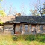 Haunted Cabins - Snelson Brinker Log Cabin