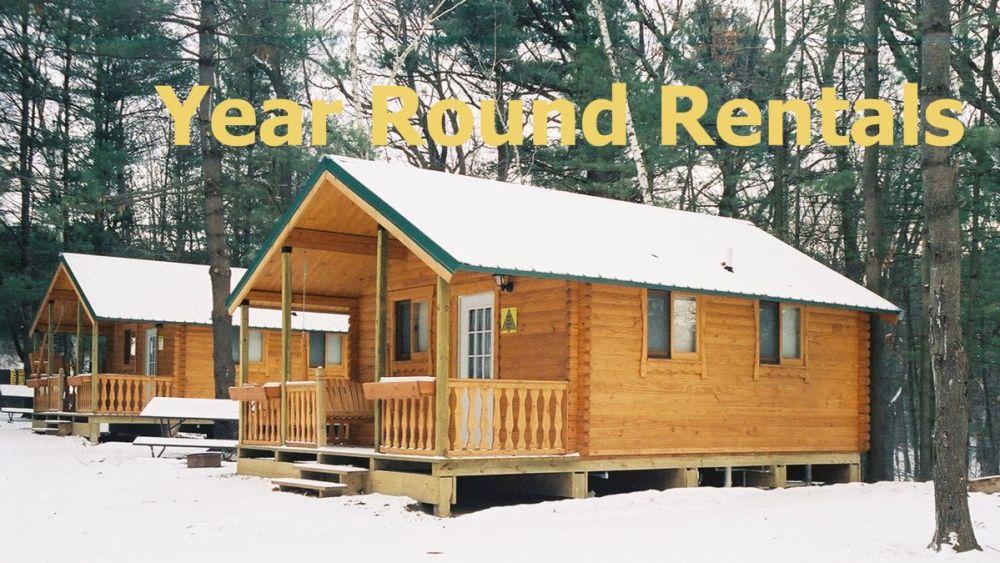 Start a campground - Year Round Rental