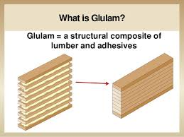 Engineered Log - What is Glulam