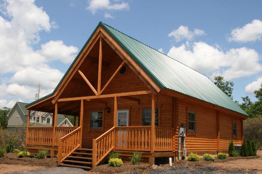 log cabin kit - Mt. King