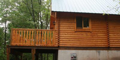 log cabin kits - heritage
