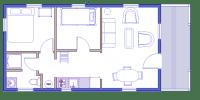 Vacationer 2D Main Floor