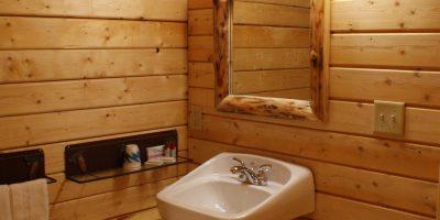 bunkhouse log cabin kit - elk lodge