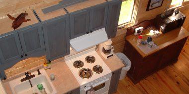 log home kits - sequoia