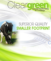 ClearGreen  Phthalate-Free PVC Tubing
