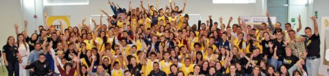 Espacios de construcción de conocimiento para líderes estudiantiles