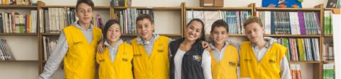 En Itagüí, los estudiantes gestionan la tecnología