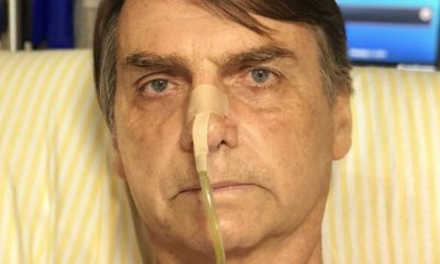 Equipe da Presidência informa estado de saúde de Bolsonaro 19