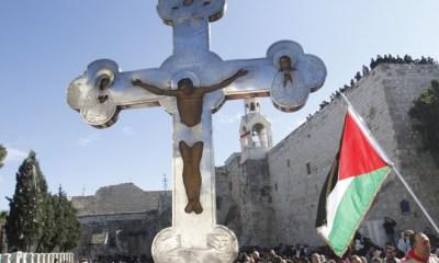 A perseguição dos cristãos na área palestina 29